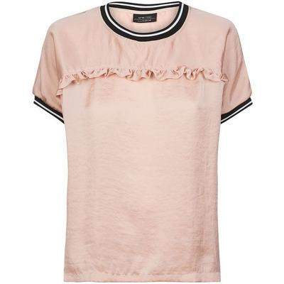 One-Two T-shirt i lys peach 6566-545-321