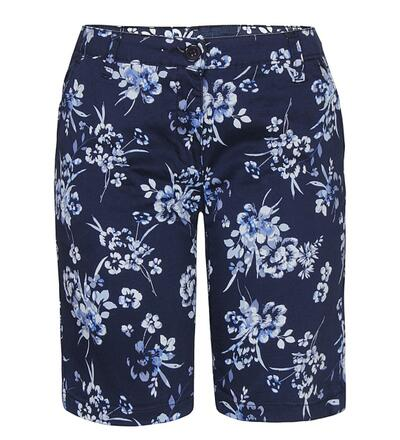 Ze-Ze Shorts i marineblå 5104337-309-5790