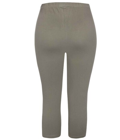 Ze-Ze Malus leggings i army grøn 5204690-6830