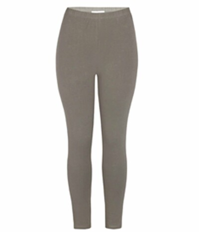 Ze-Ze Malus leggings i army grøn 5302415-6830