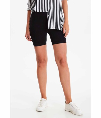 B.Young Shorts i sort 20807917-80001