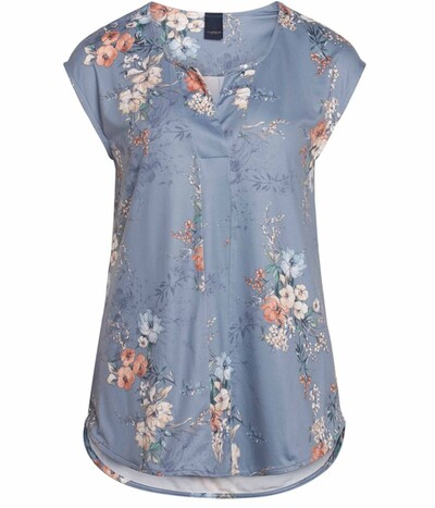 One-Two Ingradia top i vintage blue 7144-1896-550