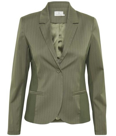 Kaffe Mara Jillian blazer i Grape leaf  10551667-100785