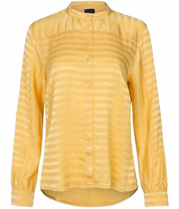 One-Two Käte bluse i bumblebee farve 6951-672-106