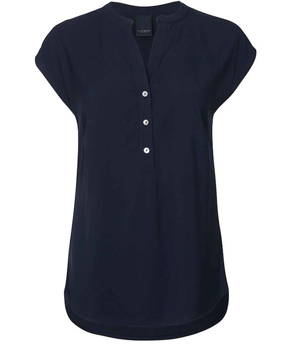 One-Two Kika bluse i marineblå 6944-1684-575