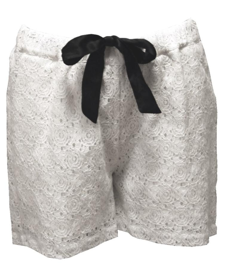 OFELIA OLISE BLONDE SHORTS