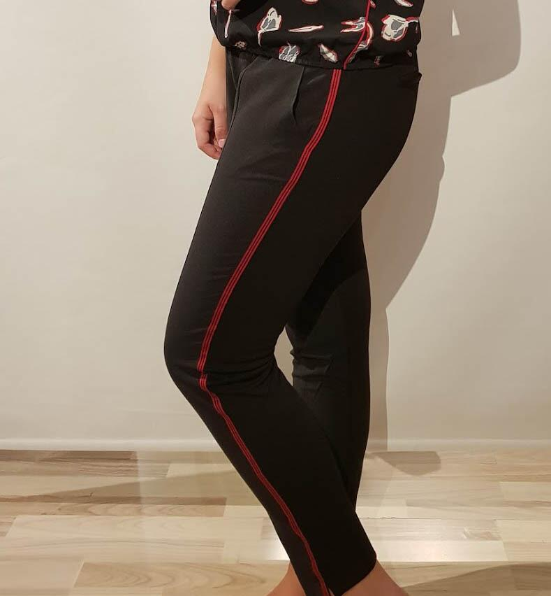 OFELIA LUNA NEW PANTS I SORT