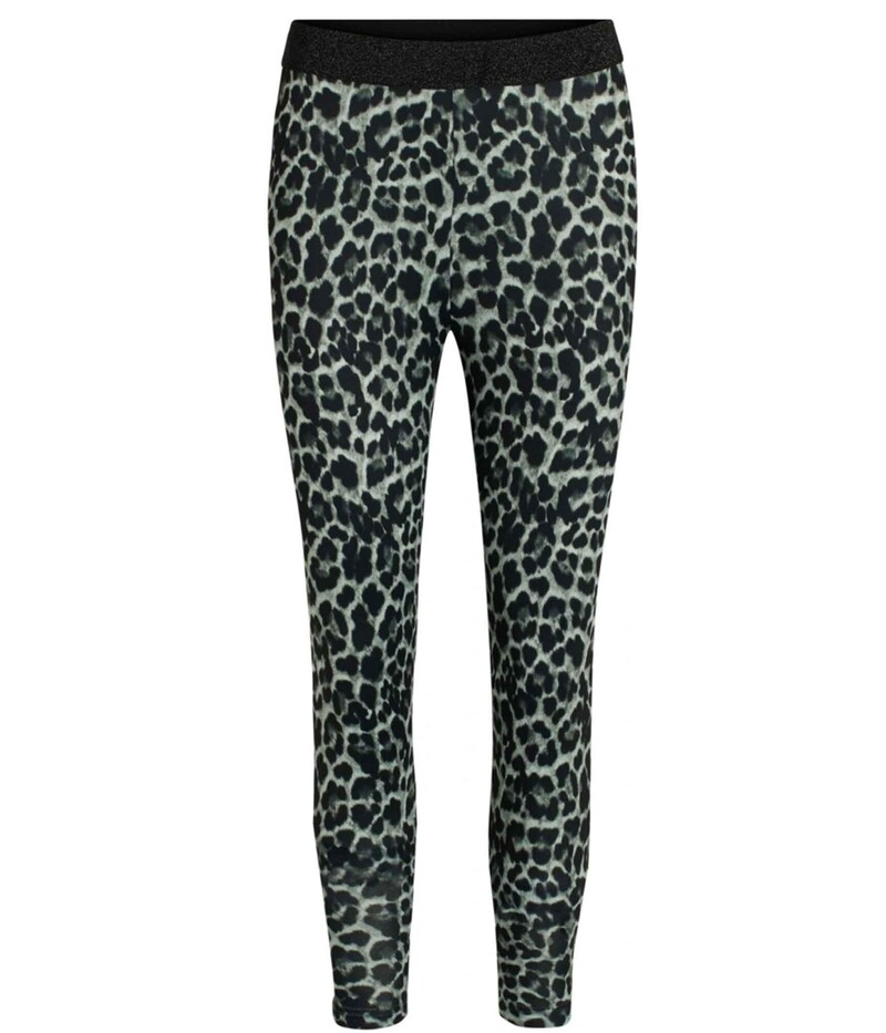 ONE-TWO AYOE LEGGINGS I JUNGLE GREEN